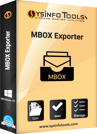 SysInfoTools MBOX Exporter 19.0 - NearFile.Com