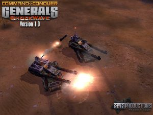 Command & Conquer: ShockWave Screenshot