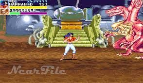 Cadillac and Dinosaurs Mustafa Game Screenshot