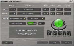 Breakaway Audio Enhancer Screenshot