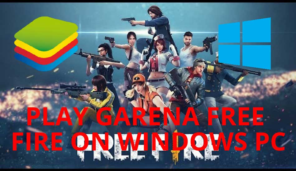 How to Play Garena Free Fire on Windows PC - NearFile.Com