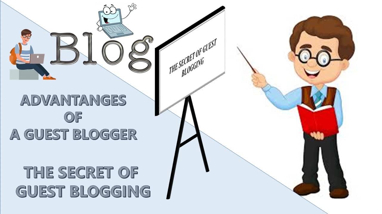The Secret of Guest Blogging - NearFile.Com