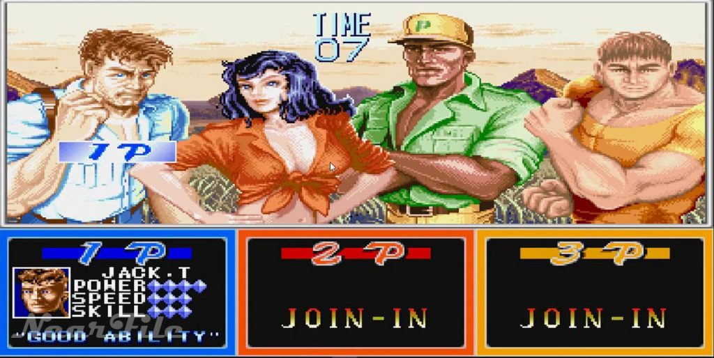 Mustafa Game Screenshot