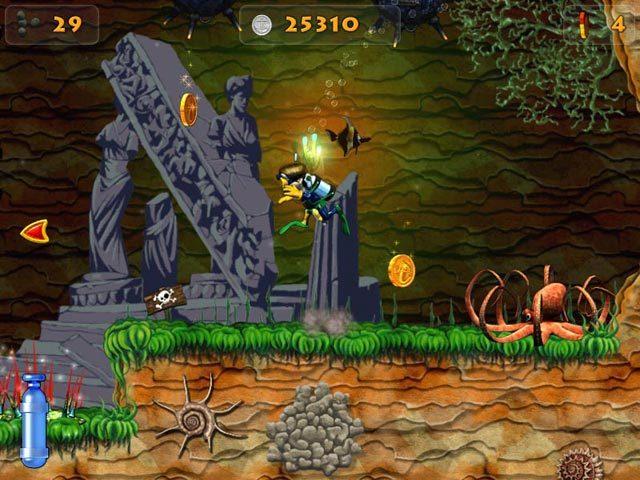 Diver Jimmy Screenshot