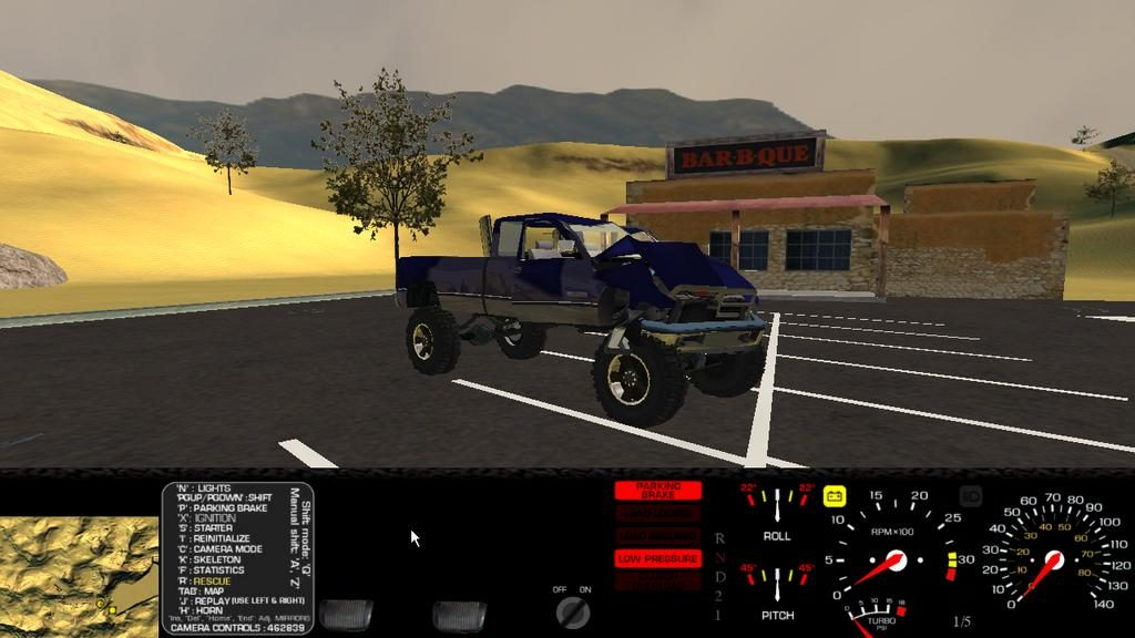 Rigs of Rods Screenshot