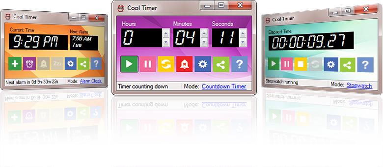 Cool Timer Screenshot