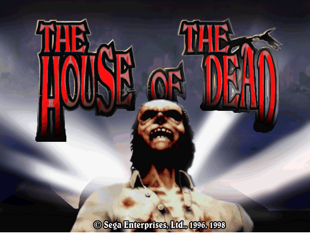 House of The Dead Screenshot