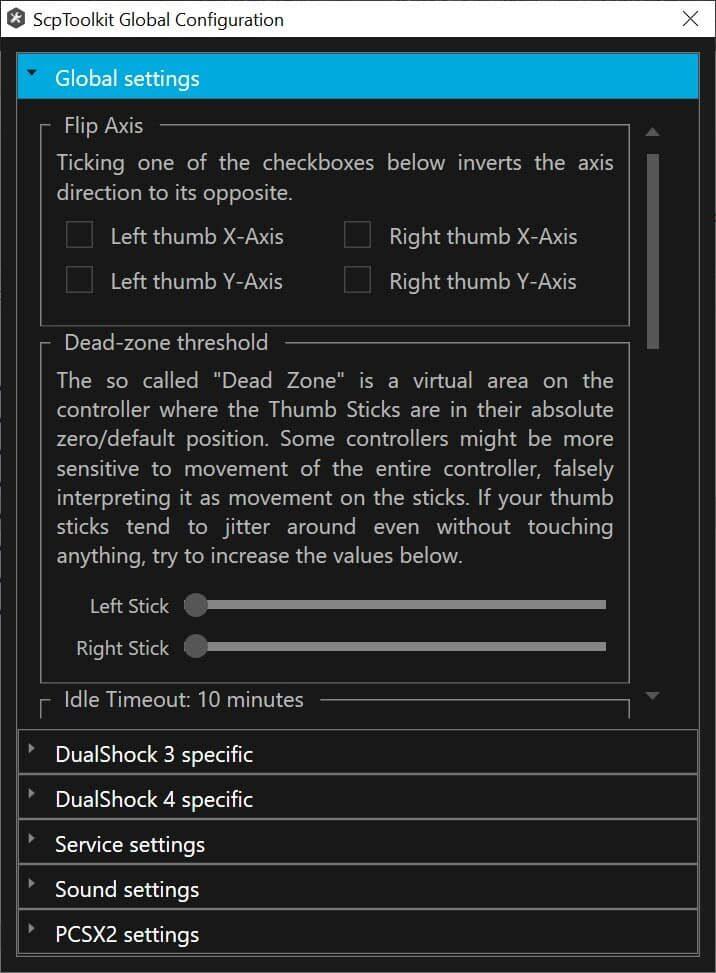 ScpToolkit Screenshot