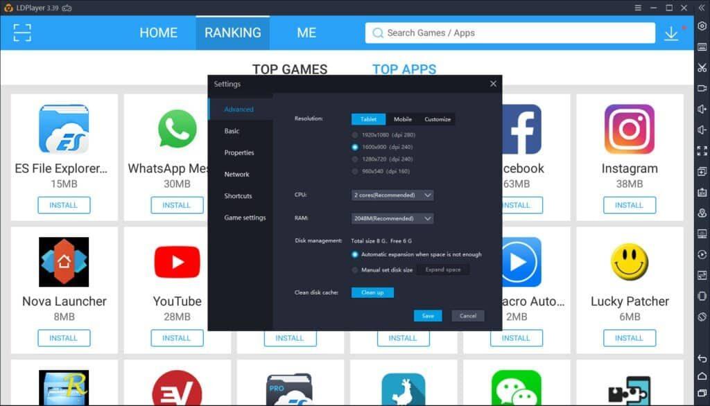 LDPlayer Screenshot