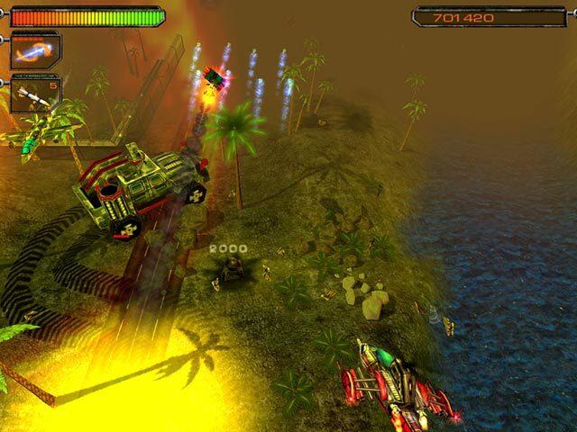 Air Hawk Screenshot