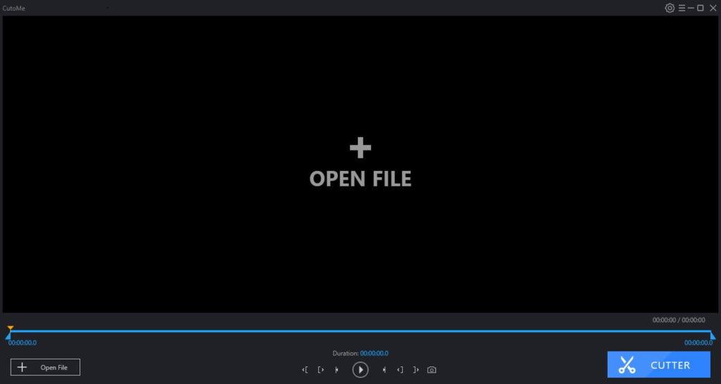 HitPaw CutoMe Screenshot